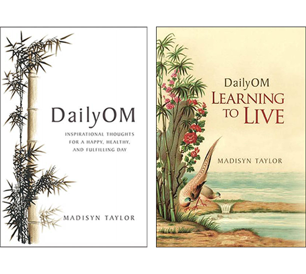 DailyOM Books Gift Set [paperback]