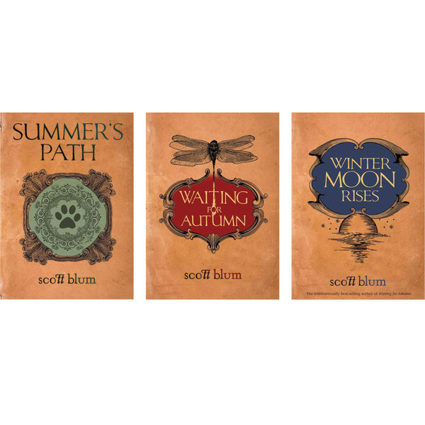 """Seasons"" Books Gift Set"