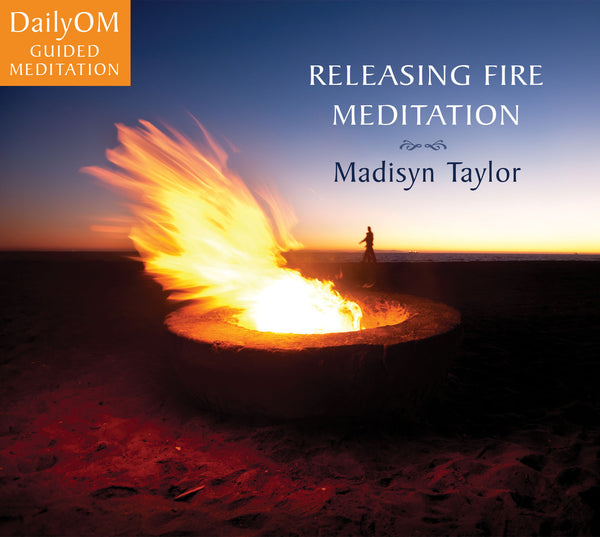 Releasing Fire Meditation [CD]
