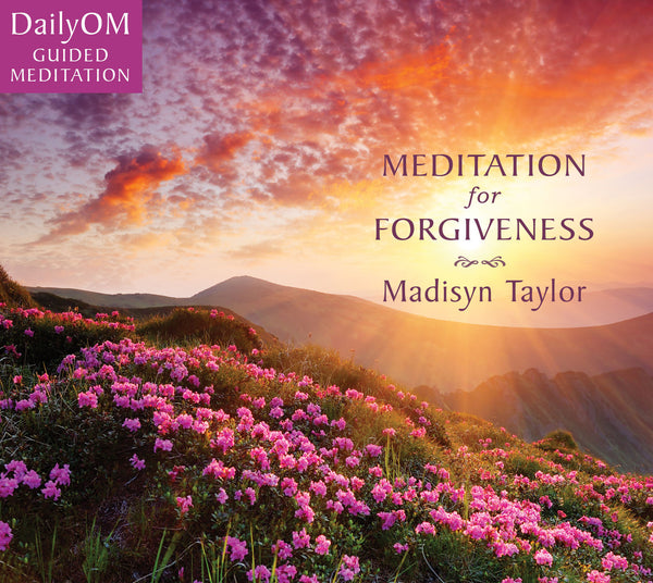 Meditation for Forgiveness [CD]