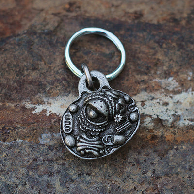 Animal Cell Keychain