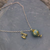 World Globe Necklace