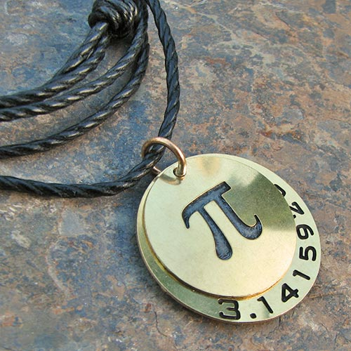 Math Jewelry Gifts Boutique Academia