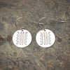 Transformer Symbol Earrings