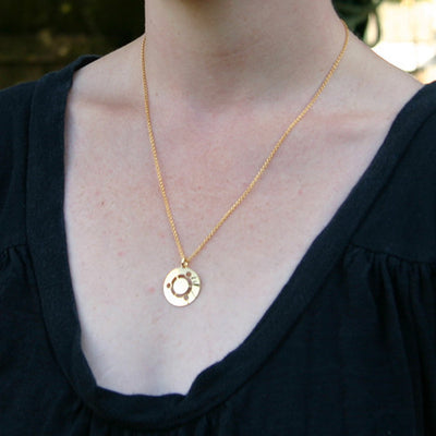 Ubuntu Necklace