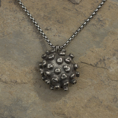 Virus Necklace