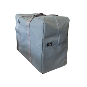 Grey storage bag laundry bag