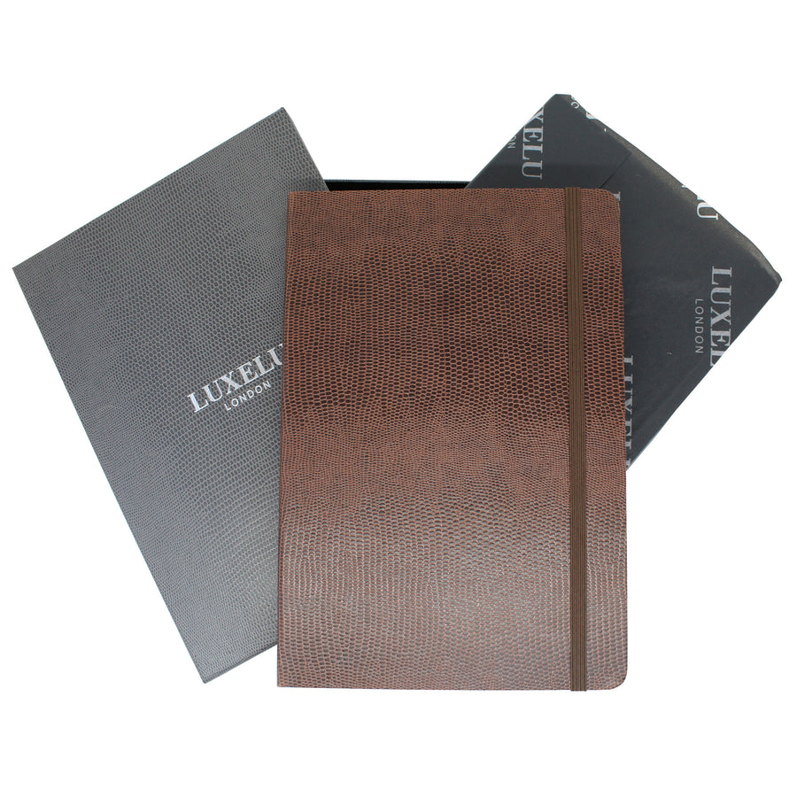 A6 Luxury Notebook