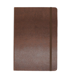 Brown A5 Luxury Notebook