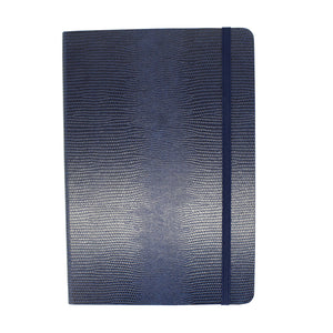 Blue A5 Luxury Notebook