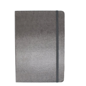 Grey A5 Luxury Notebook