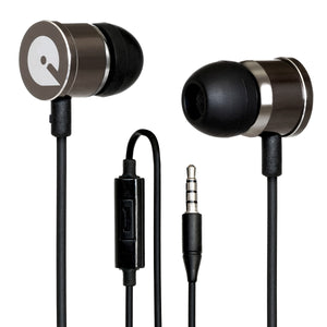 Essential Earphones | Carbon Black