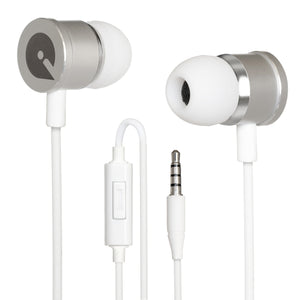 Essential Earphones | Bright White