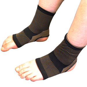 Cuprix : Ankle Support Sleeve