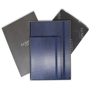 Blue A5 & A6 Luxury Notebooks