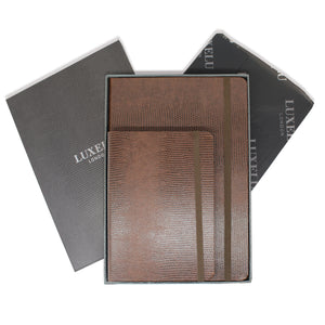Brown A5 & A6 Luxury Notebooks