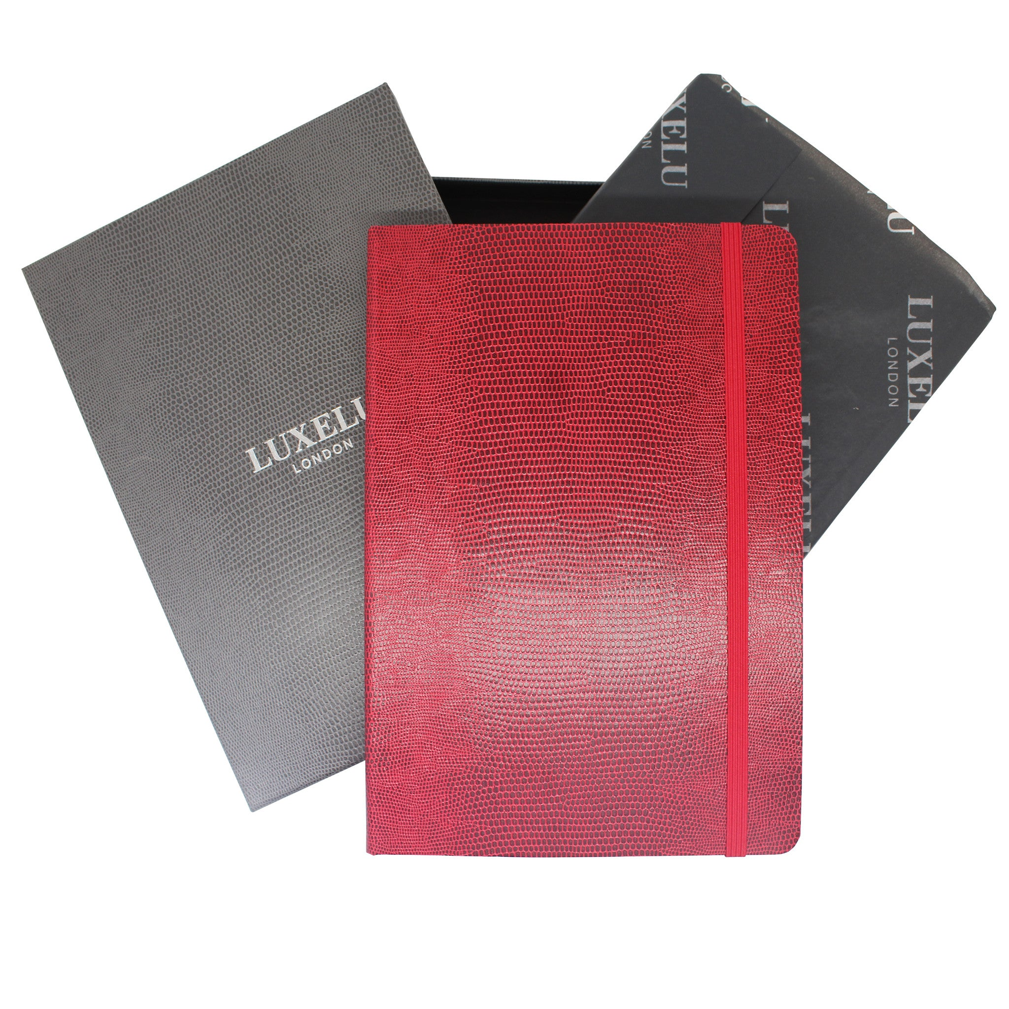 Signature Collection : Luxury A5 Notebook