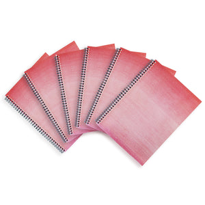 Lexy Notes : A4 Notebook Candy Pink
