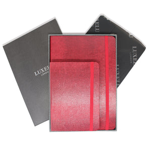Signature Collection : Luxury A5 & A6 Notebook Set