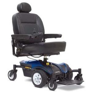 Pride Jazzy® Select® Elite Power Wheelchair, 300 lb Capacity