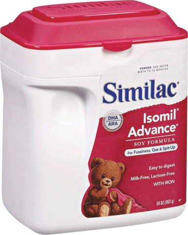 Isomil Advance w/Iron Powder, Retail 23.2oz.