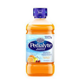 Pedialyte Ready-To-Feed, Retail 1 Liter Bottle, Fruit