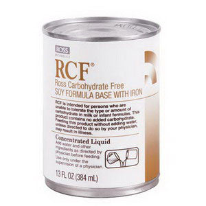 RCF Soy Formula With Iron, Retail 13oz. Can