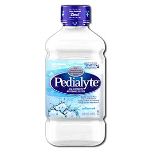 Pedialyte Unflavored, Retail 1 Liter Bottle