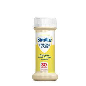 Similac Special Care with Iron 30 (Lutein), Institutional, 2Fl oz. Bottle