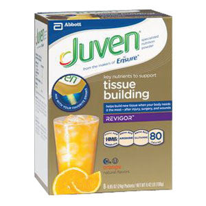 Juven Therapeutic Nutritional Drink Mix, Orange, 24 g