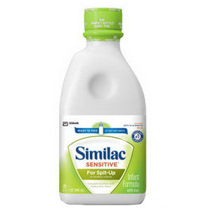 Similac Sensitive For Spit Up, Ready To Feed 1 Qt