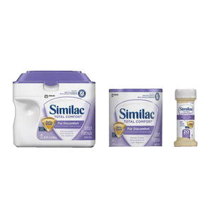 Similac Total Comfort 12.6 oz (357 gram) Powder, Unflavored