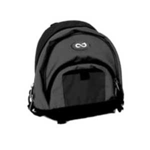 KENDALL HEALTHCARE Kangaroo Joey Super Mini Backpack, Black - Crescent Medical Supply