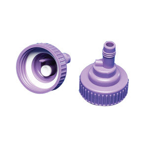 KENDALL HEALTHCARE Safety Screw Spike Adaptor Cap - Crescent Medical Supply