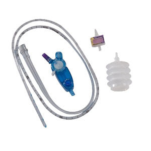 KENDALL HEALTHCARE Salem-Sump Tube with GiEntri Port 18 fr - Crescent Medical Supply