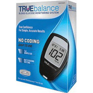 TRIVIDIA HEALTH, INC TRUEbalance Glucose Meter Starter Kit - Crescent Medical Supply