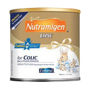 Nutramigen with Enflora LGG Infant Formula Powder 12.60 oz. Can