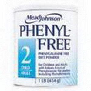 Phenyl-Free 2 Metabolic Non-GMO Diet Powder 1 lb Can