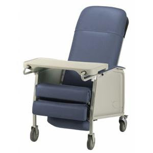 Invacare Basic 3-Position Recliner Blueridge