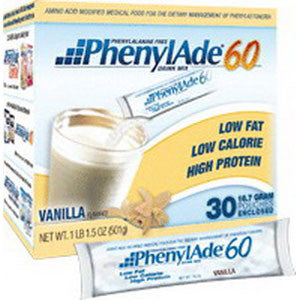 PhenylAde 60 Drink Mix 1 lb Can