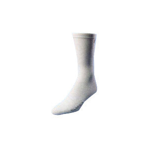 European Comfort Diabetic Sock 2X-Large, White