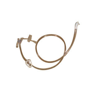 "CORPAK MEDSYSTEMS INC Right Angle Feeding Set 24"" - Crescent Medical Supply"