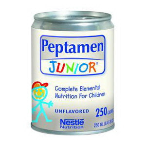 Peptamen Junior with Prebio Chocolate Flavor Liquid 8 Ounce