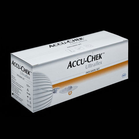 "Accu-Chek Ultraflex-I 31"" 6 mm Infusion Set"