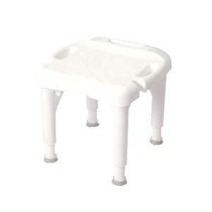 INVACARE CORPORATION Shower Chair without Back - Crescent Medical Supply