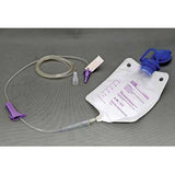 ALCOR AMSure Enteral Feeding Bag with Pre-Attached Pump Set and Magnet 500 mL