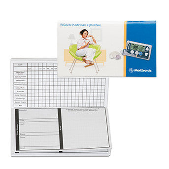 Insulin Pump Therapy Record Book