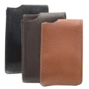 Medtronic Leather Case with Interior Nylon Lining