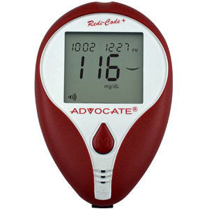 Advocate Redi-Code Talking Meter Kit
