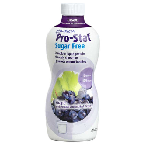 Pro-Stat Sugar Free  Ready-to-Use Liquid Protein Supplement 30 oz.